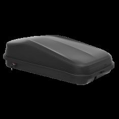 Junior krovna kutija Easy, mat crna, 420 l (145x94x40)