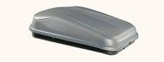 Junior krovna kutija Easy, siva, 420 l (145x94x40)