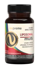 Nupreme Liposomal Multivitamin 30 kapslí