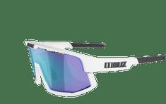 Bliz Vision Matt White Smoke w Blue Multi - 52001-03 sunčane naočale