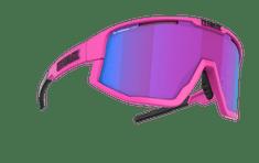 Bliz Fusion Nano Optics Matt Neon Pink Begonia w Blue Multi NORDIC LIGHT - 52105-44N