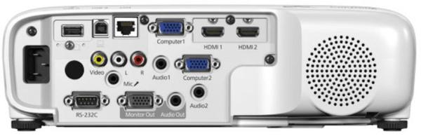 Projektor Epson EB-992F (V11H988040) HDMI 3,5 mm jack Wi-Fi Bluetooth USB VGA compatibility multimediální přehrávač