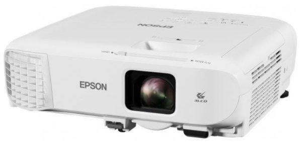 Projektor Epson EB-992F (V11H988040) Full HD 2 600 lm výdrž LED