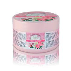ELLEMARE Krém- máslo tělové Body butter BETWEEN NATURE TECHNOLOGY ARGAN ROSE OIL 350ml