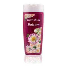 ELLEMARE Balzám na vlasy Hair shine balsam WHITE ROSE NATURAL 250ml