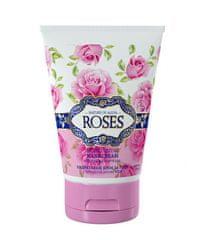 ELLEMARE Krém na ruce ROSE VINTAGE Nature Royal Rose 100ml PARABEN FREE