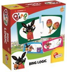 Lisciani Bing puzzle - Dvojica