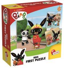 Lisciani Bing Moje prvé puzzle 8x4 dieliky