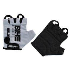 Sulov Senior biciklističke rukavice, crno-sive