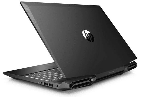 HP Pavilion Gaming 17-cd1020nc (3Z429EA) antireflexní displej HDMI USB 2.0 USB-C