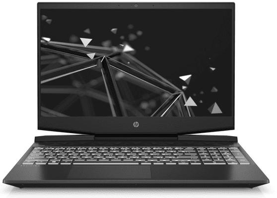 HP Pavilion Gaming 17-cd1020nc (3Z429EA) antireflexní displej zvuk bang and olufsen