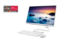 Lenovo IdeaCentre AIO 3 računalo, R3 4300U 8/256 60,4 cm FHD W10 bel (F0EW007LSC)