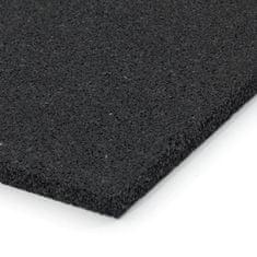 FLOMA Gumová antivibrační podložka pod pračku - 60 x 60 x 1,5 cm