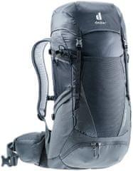 Deuter Futura Pro 36 ruksak, crni