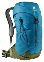 Deuter AC Lite 14 SL ruksak, plavo-zeleni