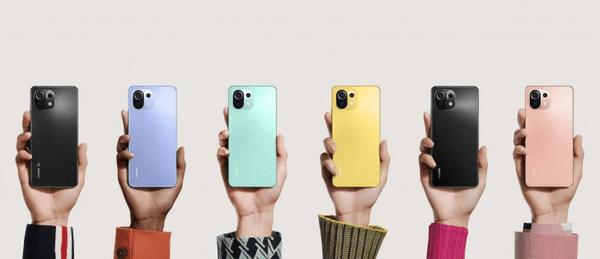 Xiaomi Mi 11 Lite 5G wydajny telefon bezramkowy wyświetlacz AMOLED Gorilla Glass 6 8-rdzeniowy procesor Qualcomm Snapdragon 780G potrójny aparat 4250mAh szybkie ładowanie 33W Quick Charge 4+ Android 11 MIUI 12 Bluetooth 5.2 NFC ładowanie wsteczne lekki telefon sieć 5G filmy 4K częstotliwość odświeżania 90Hz ultraszerokokątny makro HDR10+ podwójny głośnik stereo