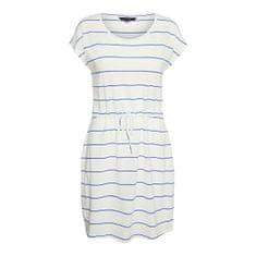 Vero Moda Sukienka damska VMAPRIL 10213298 ŚniegWhite Stripe s