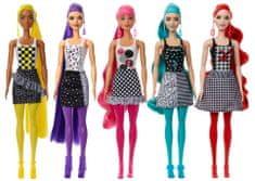 Mattel lalka Barbie Color Reveal Barbie Mono