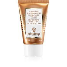 Sisley Samoopalovací hydratační pleťová péče Super Soin (Self Tanning Hydrating Facial Skin Care) 60 ml