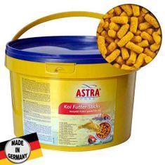 Astra KOI STICKS 3l špeciálne kompletné krmivo pre Koi kapre