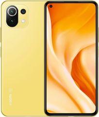 Xiaomi Mi 11 Lite 5G, 8GB/128GB, Citrus Yellow