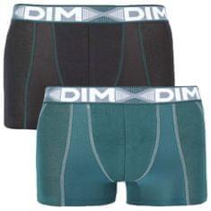 DIM 2PACK pánske boxerky viacfarebné (D01N1-8NV)