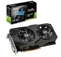 Asus Dual GeForce GTX 1660 SUPER EVO OC, 6 GB GDDR6 grafička kartica