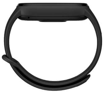 Fitness náramek Xiaomi Mi Band 6, najdi telefon, odemykání telefonu, přehrávání hudby, ovládání spouště fotoaparátu