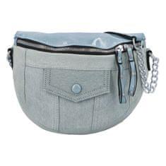 Turbo Bags Retro jeansová ľadvinka Roy4l, zelená