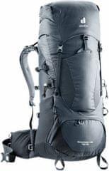 Deuter Aircontact Lite 40+10 ruksak, crni
