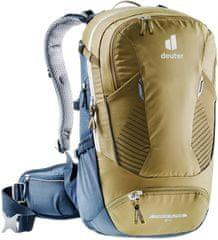 Deuter Trans Alpine 24 ruksak, smeđe-plavi