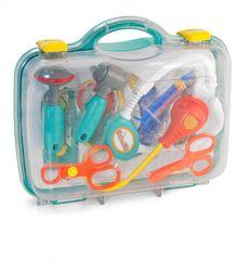 Miniland Baby Doctor Kit, Kufrík Malý Lekár, od 3 - 6 rokov