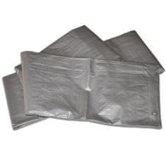 MAAN Zakrývací plachta 120 g/m PE 3x4m SILVER PROFI