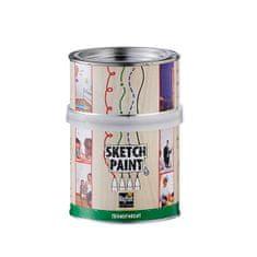 MagPaint SketchPaint piši briši barva BREZBARVNA SIJAJNA 0.5 litra