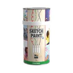 MagPaint SketchPaint piši briši barva BREZBARVNA SIJAJNA 1 liter
