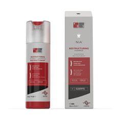 DS Laboratories Šampón na poškodené vlasy Nia (Restructuring Shampoo) 205 ml