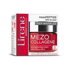 Lirene Posilňujúci pleťový krém s liftingovým účinkom Mezo Collagen e ( Strength ening Cream with Lifting E
