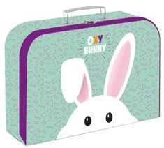Karton P+P laminiran kovček Oxy Bunny, 34 cm