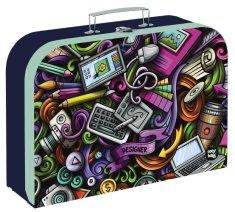Karton P+P Laminiran kovček Graffiti 2, 34 cm