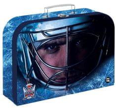 Karton P+P Laminiran kovček Hokej, 34 cm