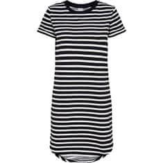Jacqueline de Yong Dámské šaty JDYIVY LIFE 15227286 Black