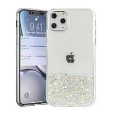 Sparkle maskica za iPhone 7/8/SE, silikonska, prozirna