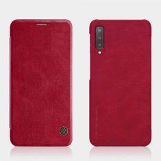 Nillkin Qin maskica za iPhone 12/12 Pro, preklopna, crvena