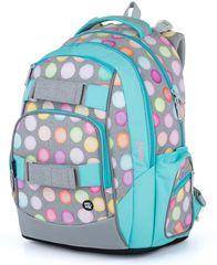 Karton P+P šolski nahrbtnik OXY Style Mini Dots