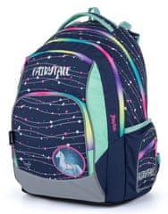 Karton P+P šolski nahrbtnik OXY Style Mini Unicorn pattern