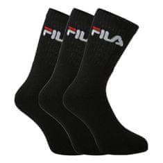 FILA 3PACK ponožky černé (F9505-200)