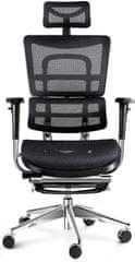 Diablo Chairs V-Master, černá (5902560334470)
