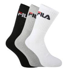 FILA 3PACK ponožky vícebarevné (F9505-700)