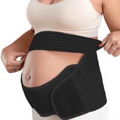 Mom's Balance Univerzálny nastaviteľný tehotenský pás (bandáž) 5 v 1