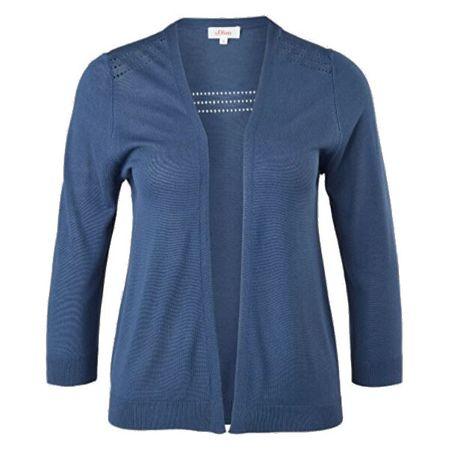 s.Oliver Női pulóver Regular Fit 14.104.64.X035.5760 (Méret 44)